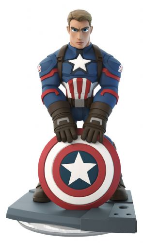 Captain America First Avenger Disney Infinity 3.0 (Unboxed)